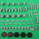 5pcs MKIV Assault Squad Space Marine Warhammer 40k Forge World Action Figures