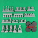 5pcs Reaver Attack Squad Legion Sons of Horus Space Marine Warhammer 40k Forge World Figures Toys