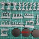3pcs Thallax Cohort Irad-Cleanser Ordo Reductor Adeptus Mechanicus Warhammer 40k Forge World