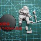 1pcs Ogryn Berserker with Pick Khorne Chaos Space Marines Warhammer 40k Forge World