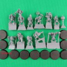 11pcs Gretchin Crew Grot Ork Xenos Army Warhammer 40k Forge World Action Figures Toys Games