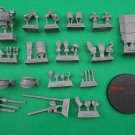 1pcs Iron Circle Domitar-Ferrum Class Battle-Automata Iron Warriors Warhammer 40k Forge World