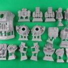 1pcs Acastus Knight Porphyrion Legio Titanicus Imperial Knight Army Warhammer 40k Forge World