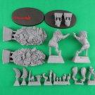 2pcs Freki & Geri Fenrisian Wolves Wolf-kin Leman Russ Space Wolves Warhammer 40k Forge World