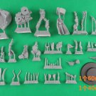 1pcs Magnus the Red Primarch Thousand Sons Space Marines Warhammer 40k Forge World Figures Games