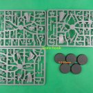 5pcs Prosecutor Cadre Sisters of Silence Imperial Guards Warhammer 40k Forge World