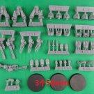 6pcs Aquilon Terminator Squad Legio Custodes Adeptus Imperial Guards Warhammer 40k Forge World