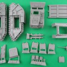1pcs Aurox Armoured Transport Astra Militarum Imperial Army Warhammer 40k Forge World