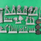 5pcs Solar Auxilia Tactical Command Squad Imperial Army Warhammer 40k Forge World Figures