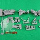 1pcs Golden Keshig Jetbike White Scars Space Marines Adeptus Astartes Warhammer 40k Forge World