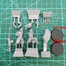 1pcs Grenadier Heavy Stubber and Meltagun Team Death Korps of Krieg Warhammer 40k Forge World