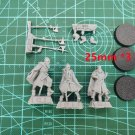 3pcs Dunlending Huscarls The Lord of the Rings Hobbit Warhammer Fantasy Forge World