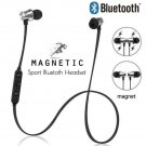Magnetic Wireless bluetooth Earphone XT11 with Mic