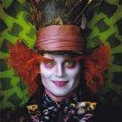 "Johnny Depp Alice In Wonderland / Sleepy Hollow 8 x 10"" Autographed  / Signed Photo (Reprint:005)"