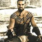 "Jason Momoa: Game of Thrones 8 X 1O"" Autographed Photo - (Ref:GOT01)"