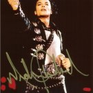 Michael Jackson The King of Pop Autographed Photo - (Ref:00026)