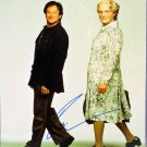 Robin Williams / Mrs Doubtfire Autographed Photo - (Ref:000028)