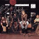 Bon Jovi (Rock Band) Autographed Photo - (Ref:00032)