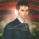 David Tenant / Dr Who Autographed Photo - (Ref:00050)