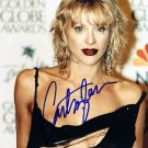 "Courtney Love (Pop star) 8 x 10"" Autographed Photo - (Reprint 00065)"