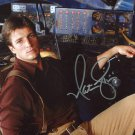 "Nathan Fillion (Firefly / Castle / Buffy) 8 x 10"" Autographed Photo (Reprint 0073)"