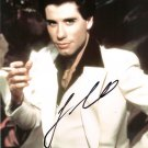 John Travolta /Saturday Night Fever Autographed Photo - (Ref:000077)