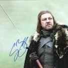 Sean Bean Game of Thrones Autographed Photo - (Ref:000080)
