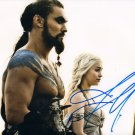 Jason Momoa Game of Thrones Autographed Photo - (Ref:000083)