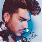 Adam Lambert (Popstar) Autographed Photo - (Ref:000085)