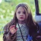 "Abigail Breslin Zombieland 8 x 10"" Autographed Photo (Reprint:000105) ideal for Birthdays & X-mas"