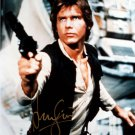 Harrison Ford / Star Wars Autographed Photo - (Ref:0000120)