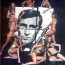 George Lazenby OO7 /James Bond Autographed Photo - (Ref:0000126)