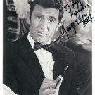 "George Lazenby OO7 /James Bond 5 x 7"" Autographed Photo - (Reprint 0127)"