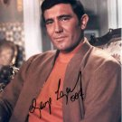 George Lazenby OO7 /James Bond Autographed Photo - (Ref:0000128)