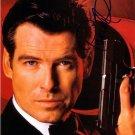 Pierce Brosnan OO7 /James Bond Autographed Photo - (Ref:0000130)