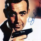 "Sean Connery OO7 /James Bond 5 x 7"" Autographed Photo - (Reprint 00132)"