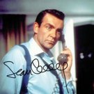 Sean Connery OO7 /James Bond Autographed Photo - (Ref:0000133)