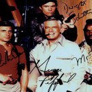 The A Team Cast  Autographed Photo - (Ref:0000138)