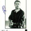 "Brad Pitt (Se7en) 8 x 10"" Black & White Autographed Promo Photo - (Reprint 000142)"