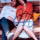 "Signed by 2 Brad Pitt & Julia Roberts The Mexican 8 x 10"" Autographed Photo - (Reprint:0000146)"