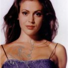 "Alyssa Milano Charmed 5 x 7 "" Autographed Photo Print - (Reprint:147) ideal for Birthdays & X-mas"