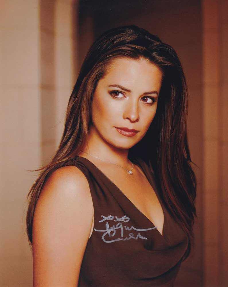 Holly Marie Combs Charmed Autographed Photo - (Ref:0000148)