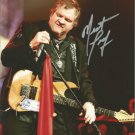 Meat Loaf (Rock Star) Autographed Photo - (Ref:000152)