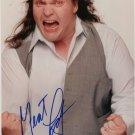 """Meat Loaf (Rock Star) 8 x 10"""" Autographed Photo Bad Attitude / More Than You Deserve- (Reprint:153)"""