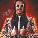Jimmy Hart (Wrestler) Autographed Photo (Ref:00000156)