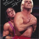 "Bret ""The Hitman"" Hart (Wrestler)  8 x 10"" Autographed Photo (Ref:00000160)"