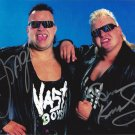 """Brian Knobs and Jerry Sags """"The Nasty Boys"""" (Wrestlers) Autographed Photo (Ref:00000162)"""