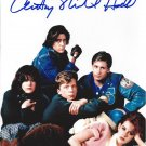 Anthony Michael Hall The Breakfast Club Autographed Photo (Ref:00000165)