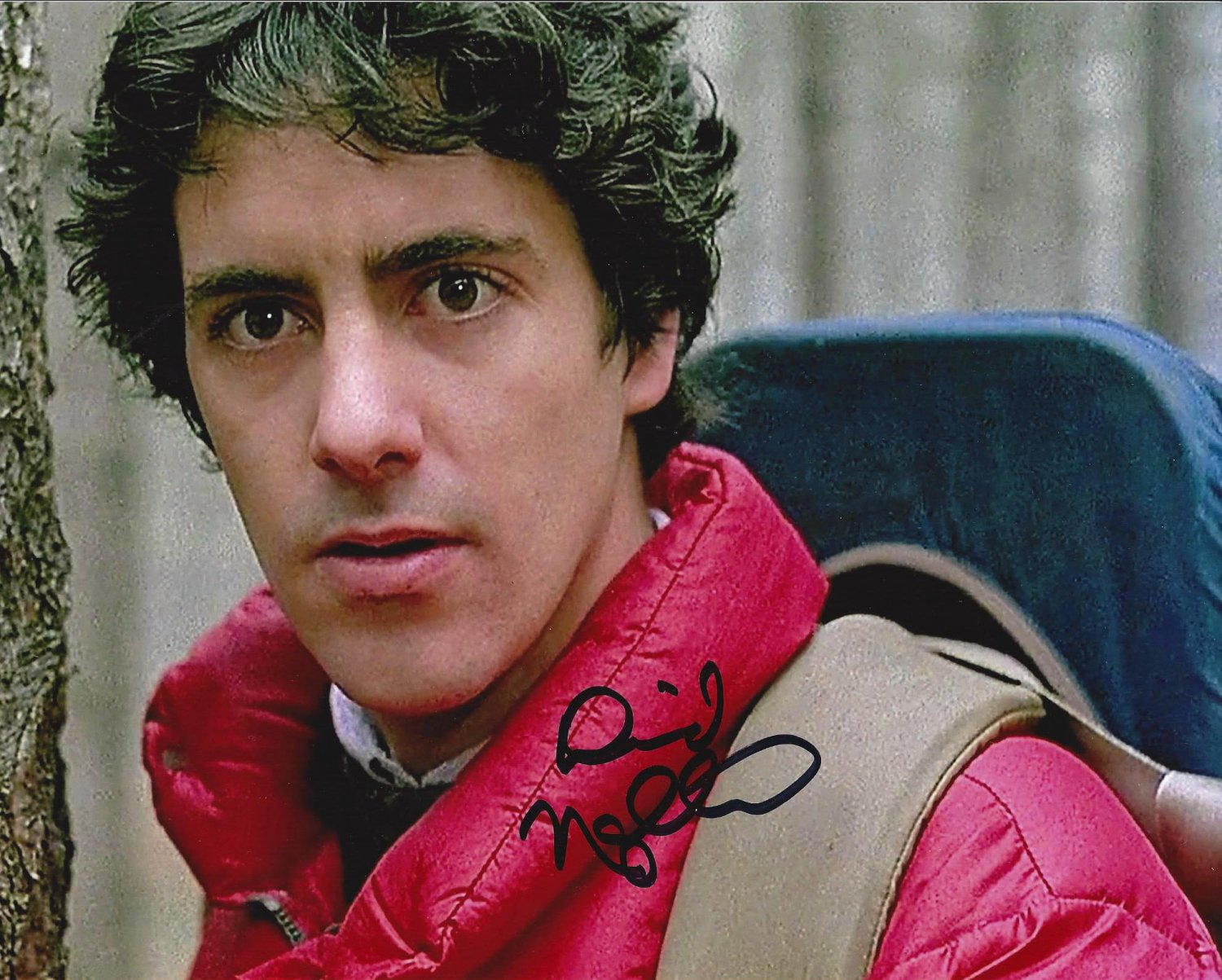 David Naughton An American in London Autographed Photo (Ref:00000166)