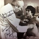 David Naughton & John Woodvine An American in London Autographed Photo (Ref:00000171)
